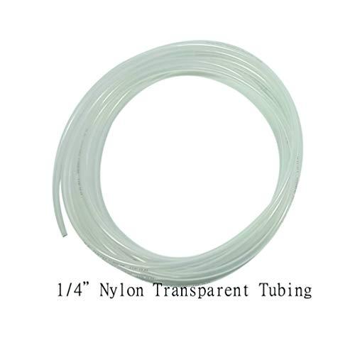 Nylon Hose Tube Tubing Transparent 1/4