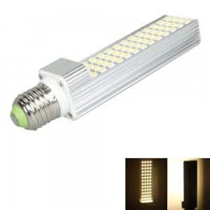 E27 10W 52 LED 780 Lumen 3000K Warm White LED Corn Plug Light (85V-265V)