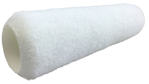 Rough Semi (Shur-Line 55507N Premium High-Density 9-Inch Knit Roller Cover, Low Lint, 1/2 Inch Nap, Semi-Rough Surfaces (Textured Walls/Concrete), 3-Pack)