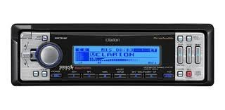 (Clarion DXZ755MC AM/FM CD/MP3/WMA Player w/CeNET Control)