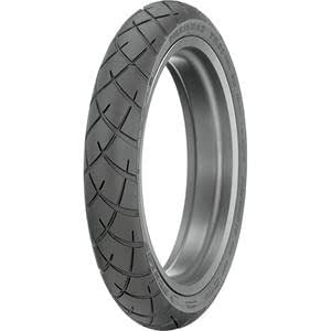 Dunlop TR91 Trailmax Dual Sport Front Tire - 100/90-19/Blackwall