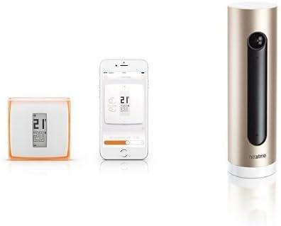 Netatmo - Termostato para Smartphone + Cámara Wi-Fi con ...