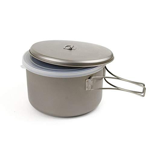 (Snow Peak Titanium Cook N Save Cookware)