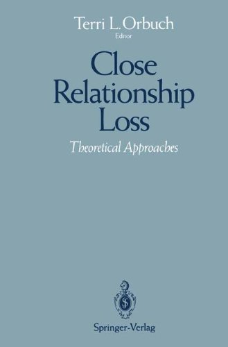 Close Relationship Loss: Theoretical Approaches
