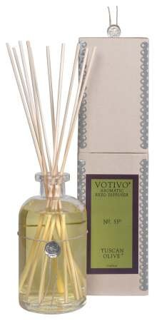 Votivo Reed Diffuser Tuscan Olive by Votivo