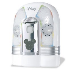 Price comparison product image Disney Jam Stand Speaker w / Lights and Auxiliary Input for All MP3 Players