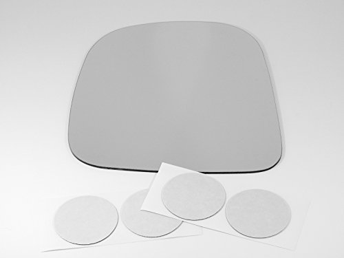 Fits 96-02 Chevy Express, GMC Savana Vans Left Driver Mirror Glass Lens More Than 1 Option