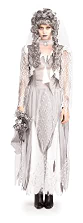 Rubie's Costume Dead Bride Costume, Grey, X-Small