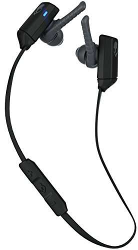Skullcandy XTfree Wireless Headphones Black/Black/Gray