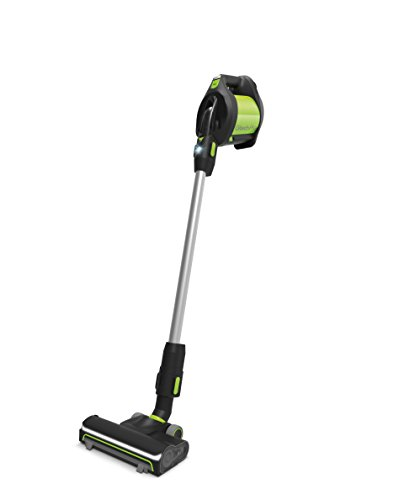 Gtech Pro Bagged Cordless Vacuum Cleaner, Green/Black