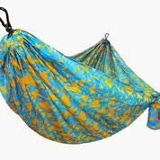 Grand Trunk Junior Parachute Nylon Hammock: Portable with Carabiners and Haning Kit: Perfect for Outdoor Adventures, Backpacking, and Festivals, Kid's - Grand Hammock Trunk Parachute