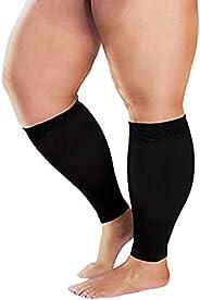 Plus Size Compression Socks Varicose Vein Socks Support Leg Shin Socks Fatigue Relief Leg Warmer Compression C