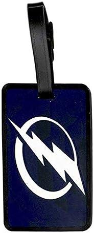 NHL Tampa Bay Lightning Soft Bag Tagnhl Soft Bag Tag, Multicolor, 7.5