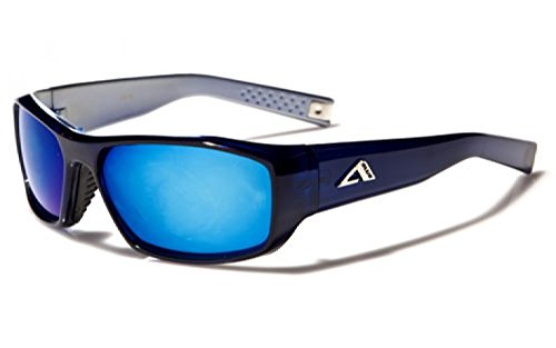 ARCTIC BLUE MENS NEW STYLISH CYCLING SPORTS SUNGLASSES (BLUE) Review