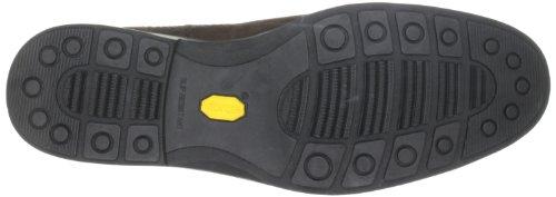 Sebago DRAKE B22700 - Botas Chelsea de cuero para hombre Marrón