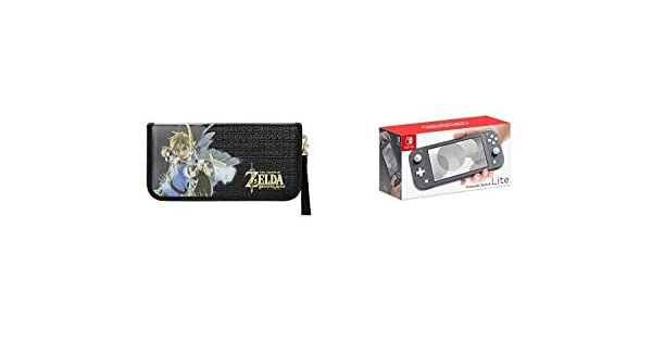Nintendo Switch Lite - Consola + Funda Protectora Carrying Case ...