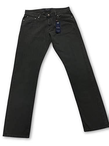 00 W42 Jeans Zileri Rrp In Grey Pal £149 Iqzf0A