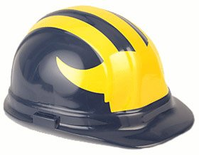 WinCraft NCAA University of Michigan Packaged Hard Hat ()