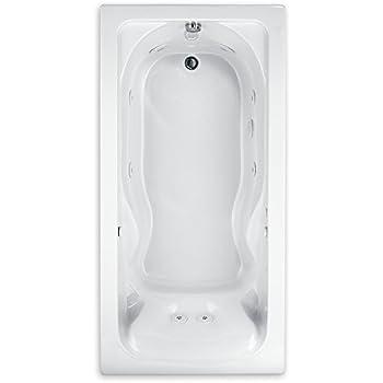 American Standard 7236vc 020 Evolution Deep Soak Whirlpool