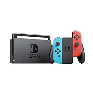 Nintendo - Nintendo Switch 32GB Console - Neon Red/Neon Blue Joy-Con