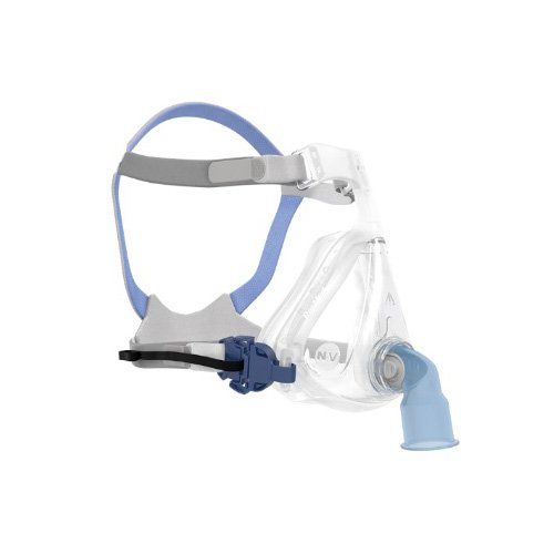 Resmed 62779 Non-Vented Quattro Air - Complete Mask, Small