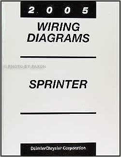 2005 Dodge Sprinter Van Wiring Diagram Manual Original: Dodge: Amazon.com:  Books | Sprinter App Wiring Diagrams |  | Amazon.com