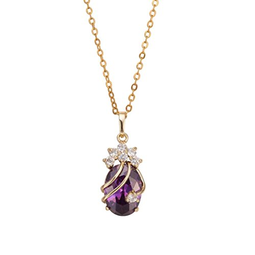 TOPUNDER Fashion Beautiful Womens Pendant Necklace Jewelry Chain ()