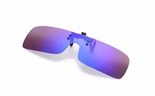 Mujer Gafas Sol los polarizadas Ojos Hombre de la de Personalidad Intellectuality a C Gafas Retro de Sol qwqXU0
