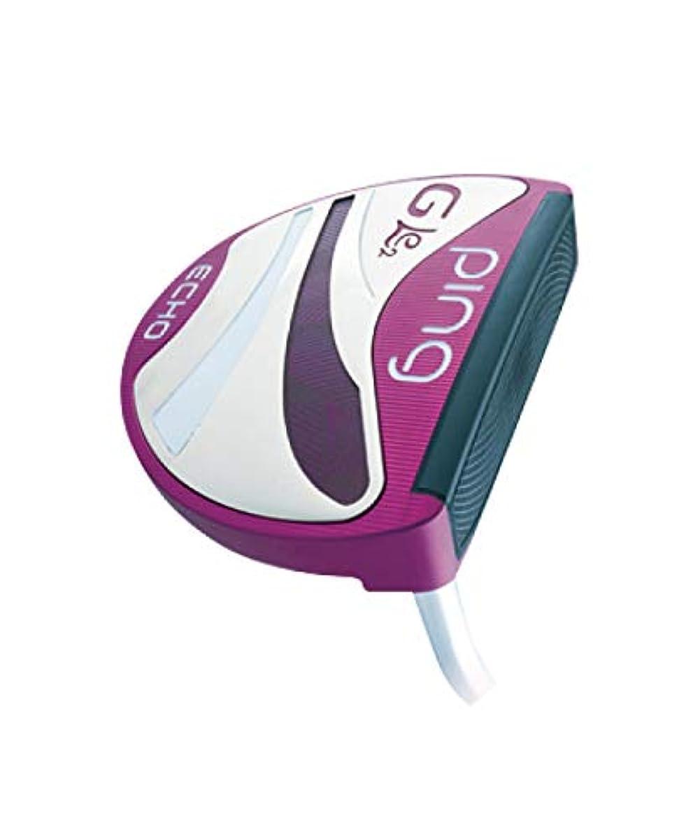 [해외] PING(핀) 골프 클럽 퍼터 멜릿형 G LE2 PUTTER ECHO G L E2 퍼터 echo ECHO 32인치