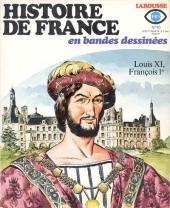 Histoire de France en BD, tome 10 : Louis XI, François 1er par Jean Ollivier