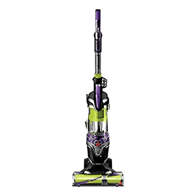 BISSELL Pet Hair Eraser Turbo Plus Vacuum Cleaner, 24619, Purple