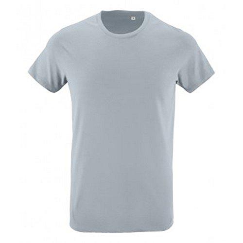 f047d2594 cheap SOLS Camiseta Entallada Ajustada de Manga Corta Para Hombre - Modelo  Regent Slim Fit