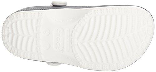 Crocs Women's Drew X Classic Clog Navy/White RM9lkq9f