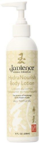 Jadience HydraNourish Body Lotion - 8oz Natural Skin Care for Men & Women - Calming Skin Rejuvenation Cream - All Skin Types