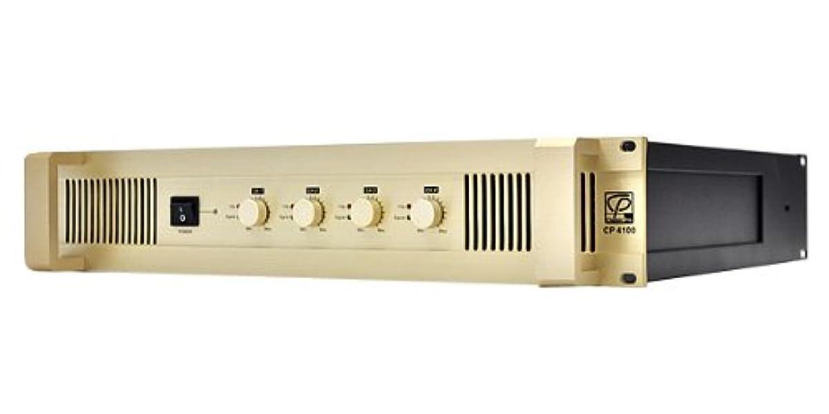 [해외] 【국내 정규품】 CLASSIC PRO 클래식 프로 4CH파워 앰프 CP4100