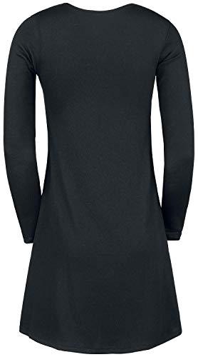 Red Kleid schwarz Schwarz Irae England Alchemy 5qAwxS7n