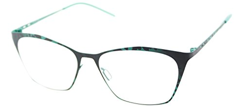 Italia Independent 5214 I-THIN IBR 036 IBRID Aqua Green Metal ()
