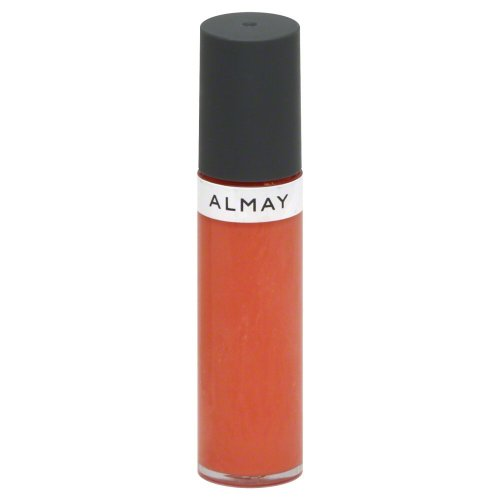 Almay Color + Care Liquid Lip Balm, Cantaloupe Cream  0.24 o