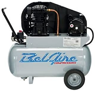 product image for BelAire 5020P 5 HP 20-Gallon Single Stage Electric Portable Air Compressor