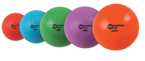 Champion Sports Filled Medicine Ball