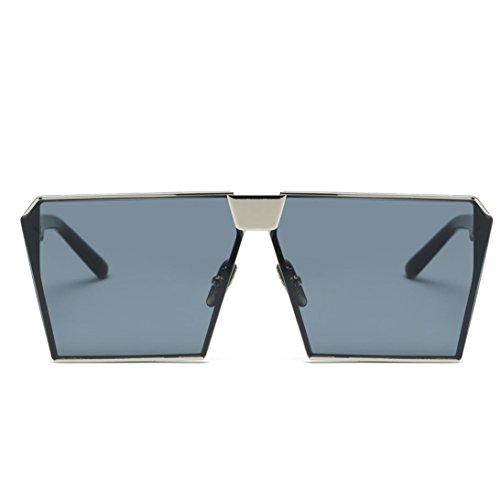 Gafas de VENMO Espejo Rectángulo Para Lente Hombres Mujeres de sol Moda Aviator I Exterior 8wSg0w