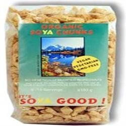 Organico It's Soya Good Soy Chunks 150g Pack Of 1
