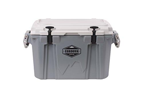 Cordova Coolers 35 Small Cooler - Gray