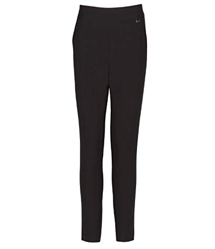 Microfiber Norman Pants Greg - Greg Norman Women's Ml75 Pull-on Pant, Black, 12