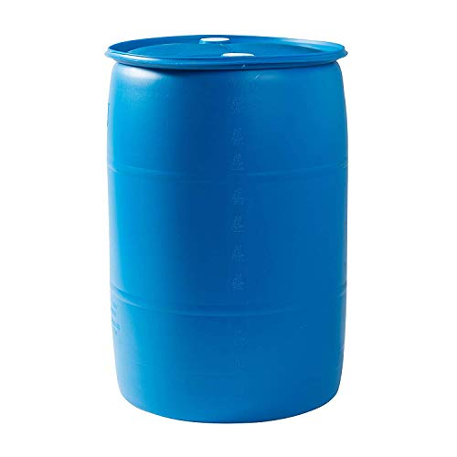 Augason Farms Water Storage Barrel 55-Gallon Drum