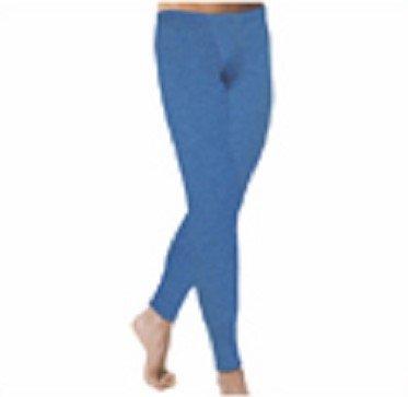 Herren Thermounterhose, lang, Herren, Thermo Ski Unterhose, blau, hoher Baumwollanteil, mit Eingriff, innen angerauht, SW 6050,