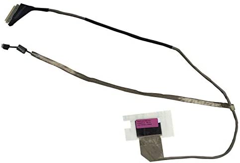 Computer Cables Yoton LCD Screen Video Cable for Acer Aspire 5741 5742 5552 5252 5250 5252 5253 5336 LCD LVDS Cable P//N DC020010L10 Cable Length: Other