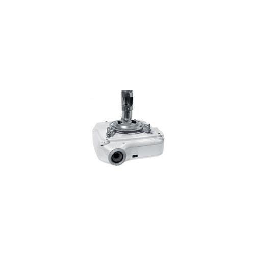 PEERLESS ceiling projector mount w/spider universal adapter plate (silver) - Spider Universal Projector Mount