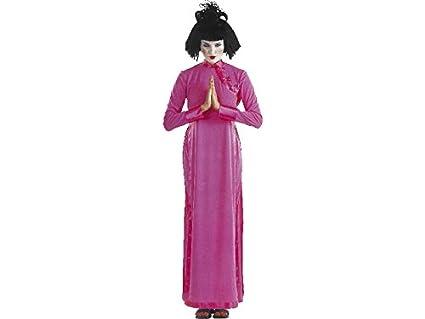 Disfraz Japonesa MujerTalla XL: Amazon.es: Juguetes y juegos