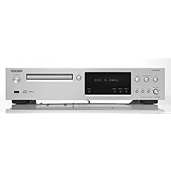 ONKYO C-N7050 (S) network CD Player Hi-Res sound source corresponding Silver